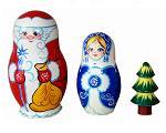Сувениры новогодние