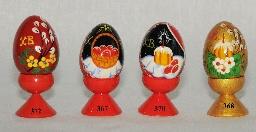 Яйцо пасхальное дизайн №2 роспись