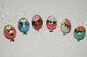 Яйцо пасхальное роспись